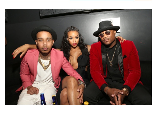 Yung Berg Fired ( women beater what did he expect)