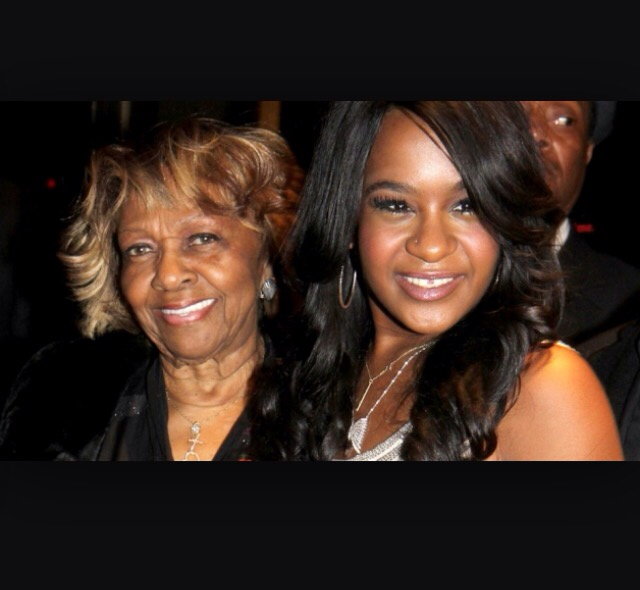 Cissy Houston speaks on Bobbi Kristina