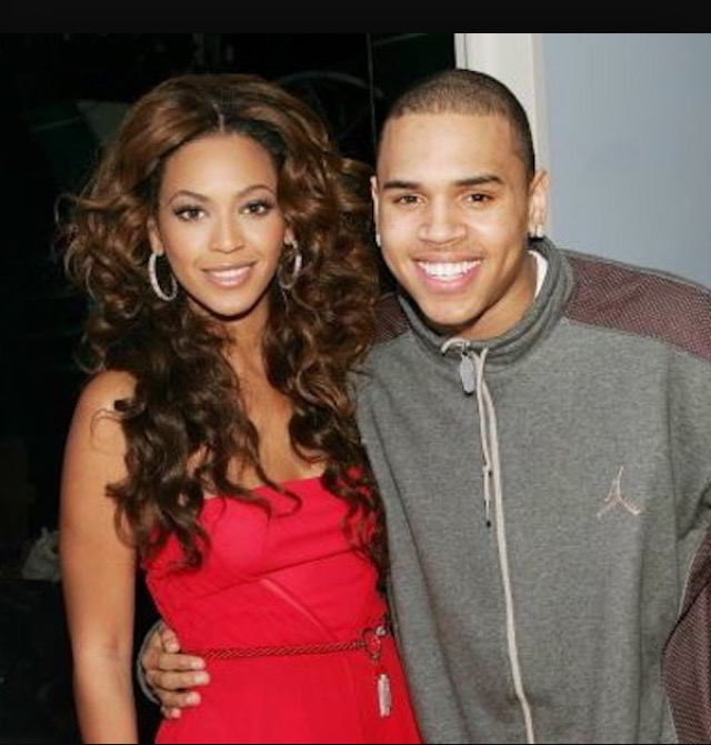 "Beyoncé feat Chris Brown ""Jealous"" Remix"