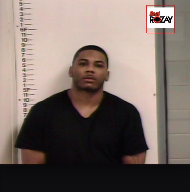 Nelly Busted For Meth and Guns